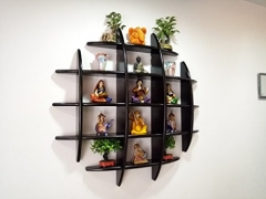 Lifeestyle Decorative Floating Wall Shelf / Display Unit