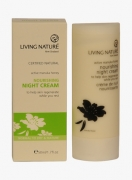 Living Nature Living Nature Nourishing Night Crme
