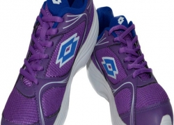 Sparx 93 Running Shoes  (Purple, White)