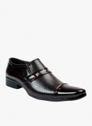 Bacca Bucci Maroon Formal Shoes