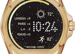 Michael Kors Access Bradshaw(For Men & Women) Gold Smartwatch  (Gold Strap Regular) 4.4 ★10 Ratings & 1 Reviews