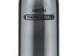 Milton Thermosteel Duo Deluxe, 1 L (EC-TMS-FIS-0019_STEELPLAINCO)