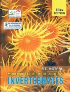 Invertebrates by R.L. Kotpal