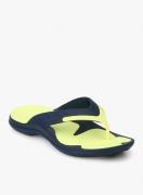 Crocs Modi Sport Navy Blue Flip Flops