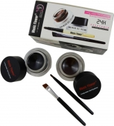 Music Flower Long Wear Gel Eye Liner 6 g  (24 H Eye Studio)