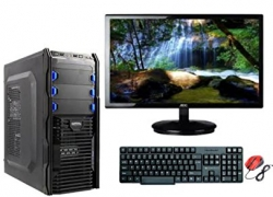 AOC Intel Core 2 Duo,2.93GHz Desktop Features Specifications and Price in India