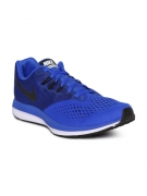 Nike Men Blue ZOOM WINFLO 4 Running Shoes for Men