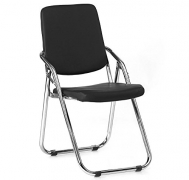 Nilkamal Hardy Foldable Chair (Black)