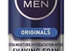 Nivea Men Protect and Care Moisturizing Shaving Foam with Aloevera – 200 ml