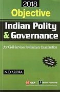 UPSC Civil Services Indian Polity Exam Book