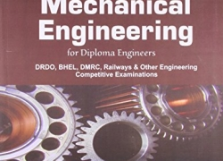 Objective Mechanical Engineering (Diploma) competitive Exam by G.K PUBLICATIONS