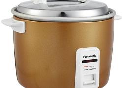 Panasonic SR-WA18GH Rice Cooker, Food Steamer(4.4 L, Lemon)