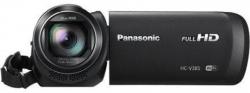 PANASONIC V385 V385 Camcorder  (Black)