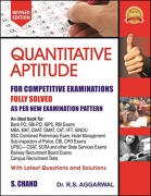 Quantitative Aptitude For competitive exam by RS Aggarwal