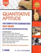 Quantitative Aptitude for competitive Examinations by R.S Agarwal ,