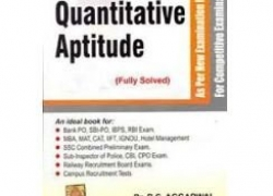Quantitative Aptitude ebook (solved) by R.S Agarwal