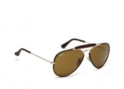Ray-Ban Men Aviator Sunglasses 0RB3422Q904158