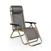 Royal Oak Beach Chair (Grey)