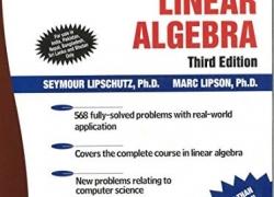 Linear Algebra by Schaum Series (Lipshutz)