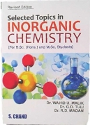Selected topics in inorganic chemistry by Malik