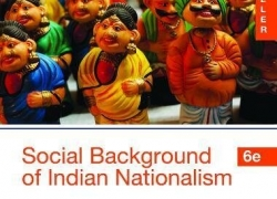 Social Background of Indian Nationalism by A R Desai