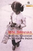 Social change in modern India by srinivas