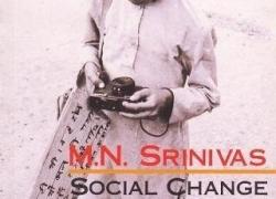Social Change in India by M N Srinivas