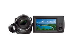 Sony HDRCX405 9.2MP HD Handycam Camcorder with Free Carrying Case (Black)