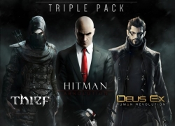 Ultimate Stealth Triple Pack (Includes 3 Games)(for Xbox 360)